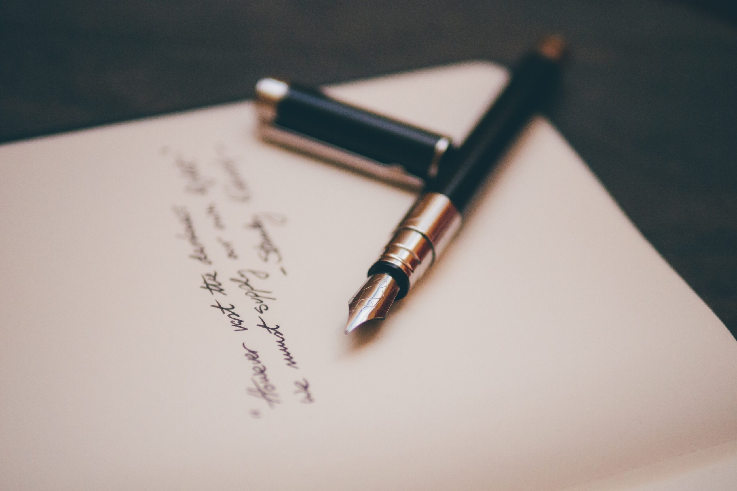 Luovan kirjoittamisen kurssi